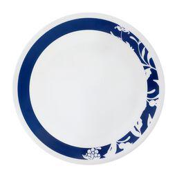 "Boutique™ Uptowne Blue Mavi 6.75"" Plate"