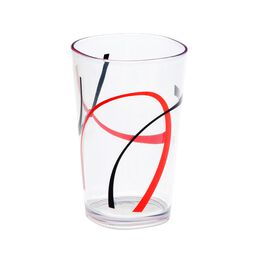 Coordinates® Fine Lines 8-oz Acrylic Drinkware