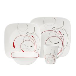 Square™ Splendor 16-pc Dinnerware Set