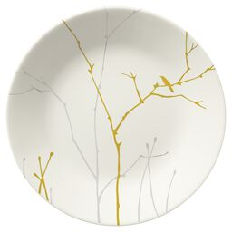 "Gilded Woods 6.75"" Plate"