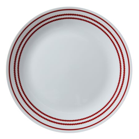 "Livingware™ Ruby Red 10.25"" Plate"