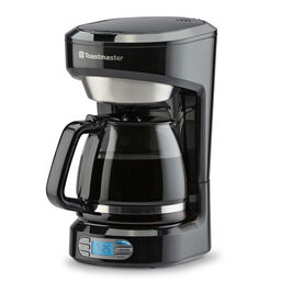 12 Cup Programmable Coffee Maker w/ Digital Display