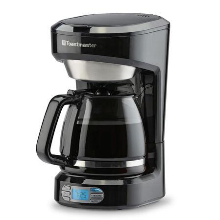 12 Cup Programmable Coffee Maker w/ Digital Display