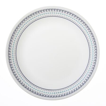 """Livingware™ Folk Stitch 10.25"""" Plate"""