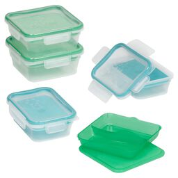 Total Solution™ 14-pc On The Go Plastic Storage Set