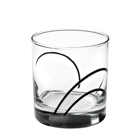 Coordinates® Simple Lines 9-oz Glass