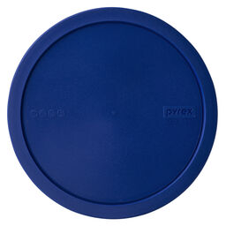 Watercolor Collection™ 2.5-qt Blue Mixing Bowl Blue Plastic Cover