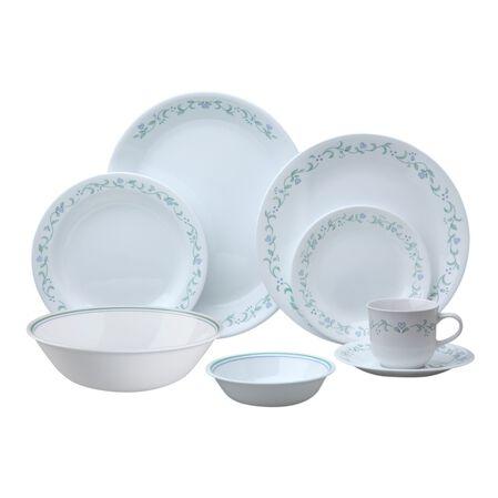 Livingware™ Country Cottage 76-pc Dinnerware Set