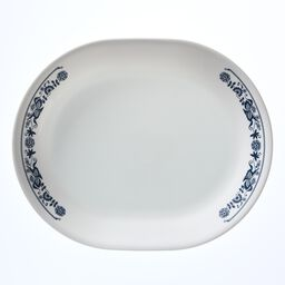 "Livingware™ Old Town Blue 12.25"" Serving Platter"