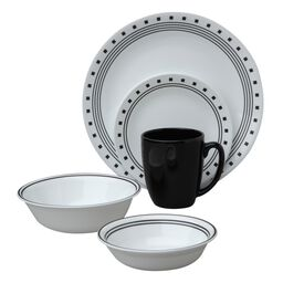 Livingware™ City Block 30-pc Dinnerware Set