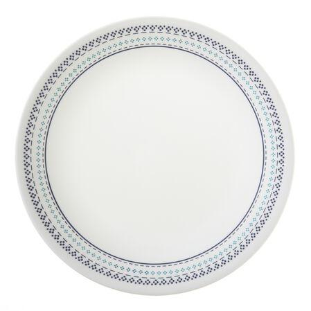 """Livingware™ Folk Stitch 8.5"""" Plate"""