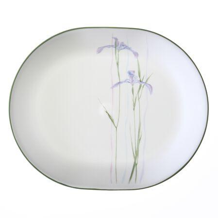 "Impressions™ Shadow Iris 12.25"" Platter"