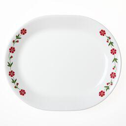 """Livingware™ Spring Pink 12.25"""" Serving Platter"""