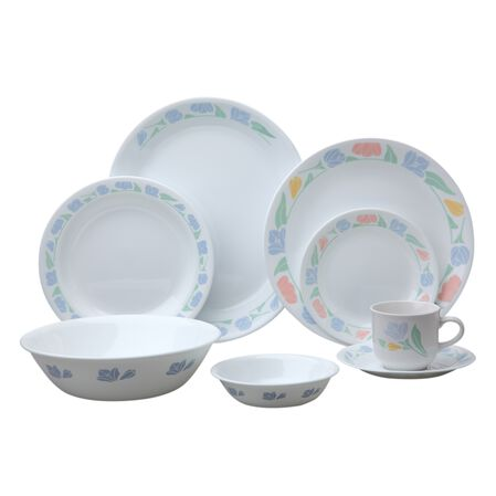 Livingware™ Friendship 76-pc Dinnerware Set