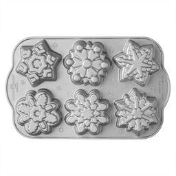 Nordic Ware® Frozen Snowflake Cakelet Pan