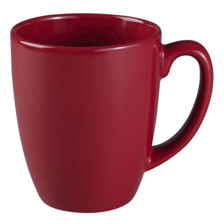 Livingware™ 11-oz Stoneware Mug, Red