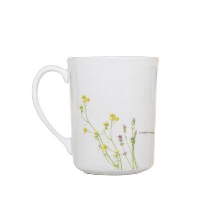 Livingware™ European Herbs 10-oz Stoneware Mug