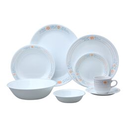 Livingware™ Apricot Grove 76-pc Dinnerware Set