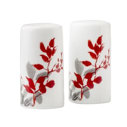 Salt & Pepper Set Coordinates® w/ Corelle® Kyoto Leaves