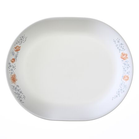 "Livingware™ Apricot Grove 12.25"" Serving Platter"