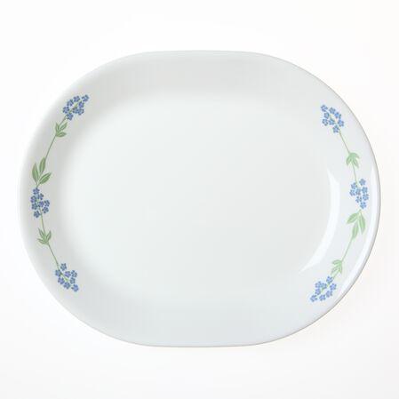 """Livingware™ Secret Garden 12.25"""" Serving Platter"""