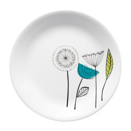 "Vive™ Abstract Meadow 8.5"" Plate"