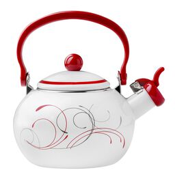 Coordinates® Splendor 2-qt Whistling Tea Kettle