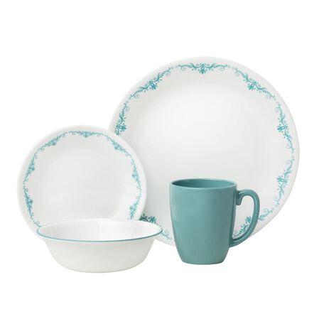 Livingware™ Garden Lace 16-pc Dinnerware Set