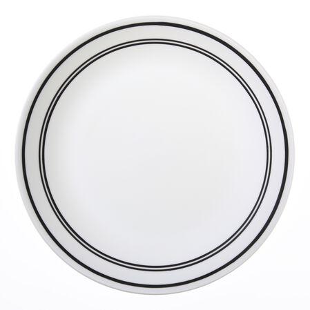 """Livingware™ Classic Café Black 10.25"""" Plate"""