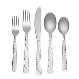 Boa Sand 20-pc Flatware Set