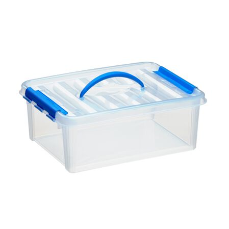 "Smart Store® 16"" x 6"" Home Storage Container"