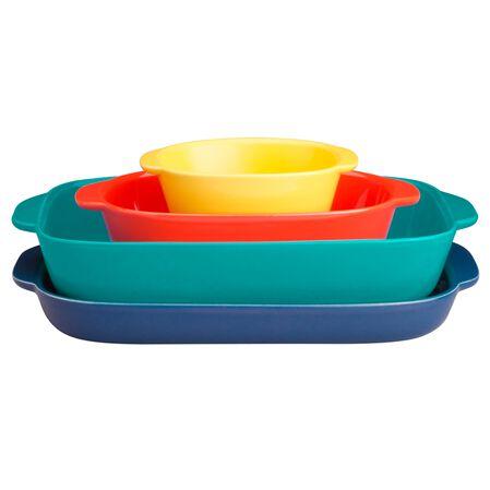 4-pc Bakeware Set