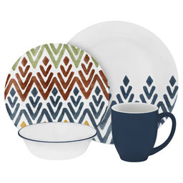 Vive™ Zamba 16-pc Dinnerware Set