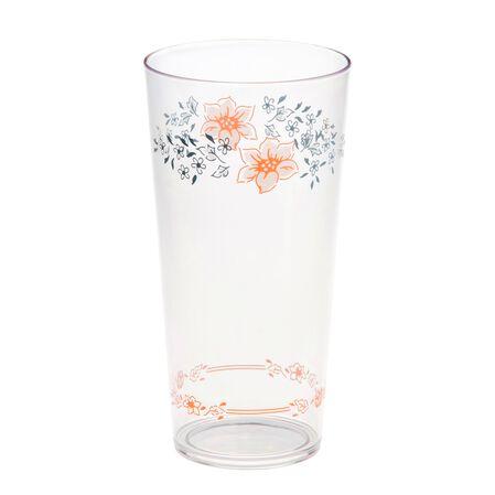 Coordinates® Apricot Grove 19-oz Acrylic Glass