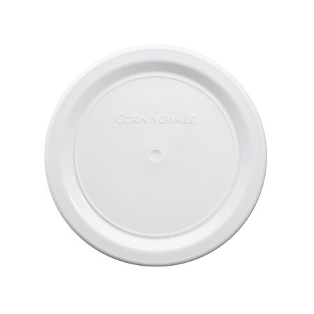 French White® 7-oz Plastic Lid