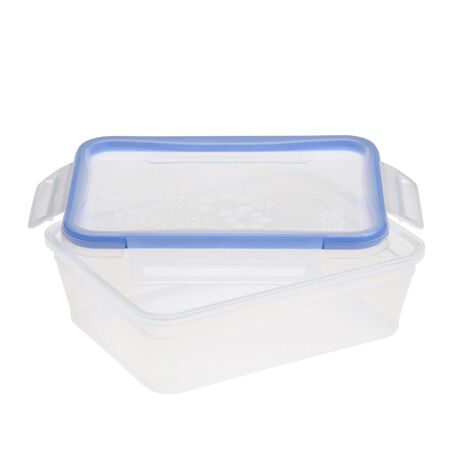 Total Solution™ Plastic Food Storage 8.39 Cup, Rectangle