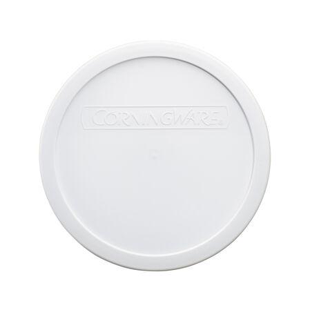 French White® 1.5-qt Round Plastic Lid