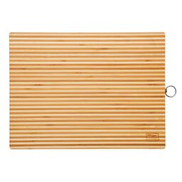 "Woodworks™ Bamboo 16"" x 12"" Cutting Board with Hook"