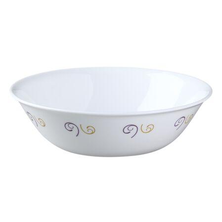 Livingware™ Violet Dance 1-qt Serving Bowl