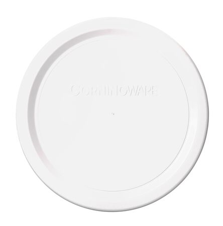 French White® 16-oz Round Plastic Lid