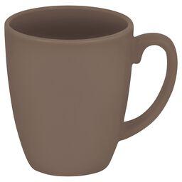 Livingware™ 11-oz Stoneware Mug, Taupe